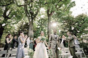 マノワールディノの結婚式