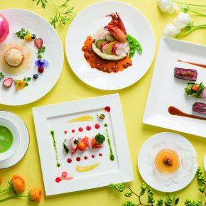 フォレスターナ軽井沢の料理