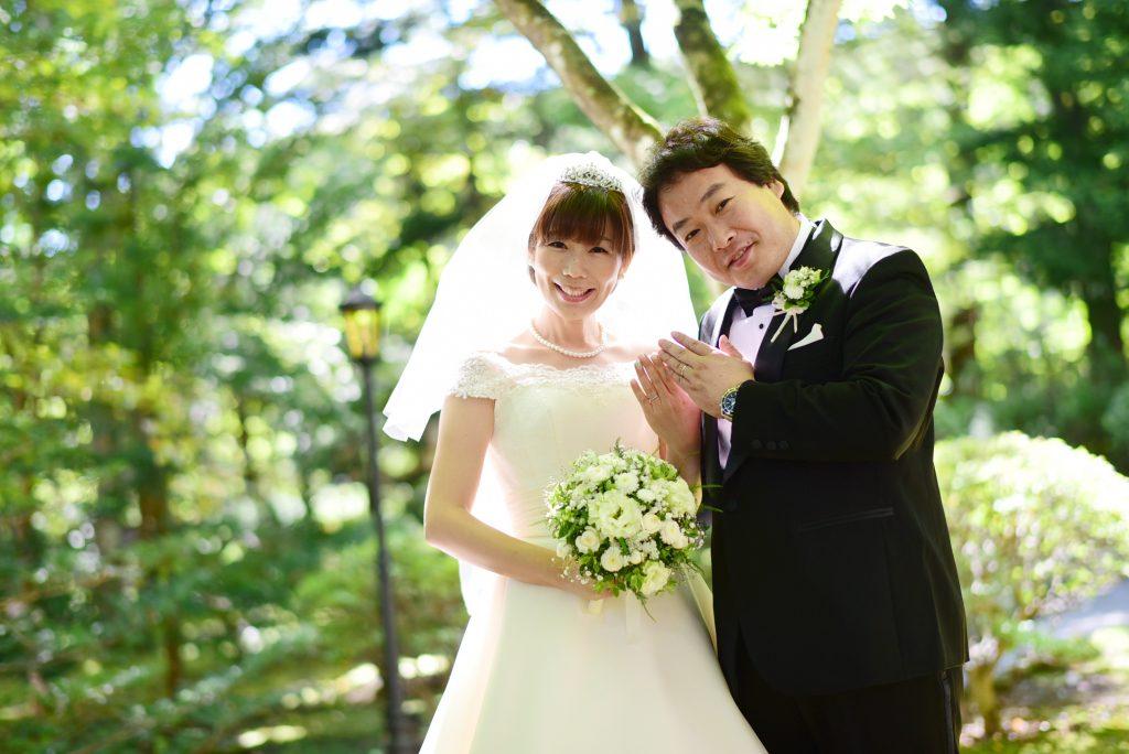 旧軽井沢ホテル音羽ノ森で挙げる結婚式