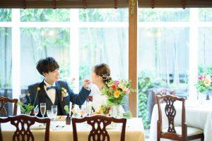 ラファエルで結婚式
