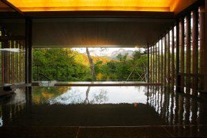 裏磐梯高原ホテルの温泉