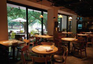 キハチ青山のレストラン