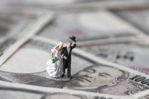 お金と結婚式