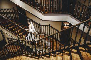 ロイヤルダイナスティの大階段