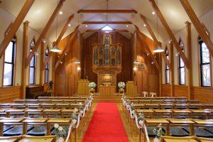 軽井沢追分教会