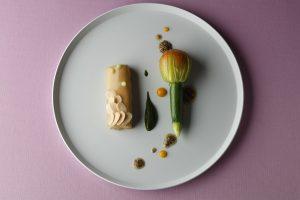 レストランフウの料理