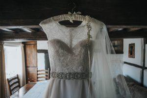 ブライズルームとウェディングドレス