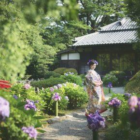 富士屋ホテル・菊華荘のロケーションフォト